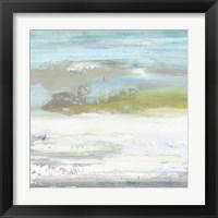 Framed Beach Wash No. 5