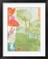 Framed Lotus No. 2
