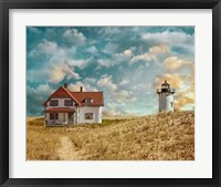 Framed Race Point Light