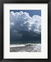 Framed Stormy Clouds