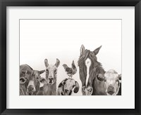 Framed Farm Crew