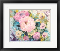 Framed Fresh Florals