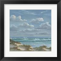 Framed Shoreline I