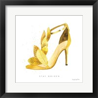 Glitz and Glam VI Framed Print
