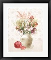 Cottage Charm II Framed Print