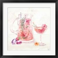 Framed Classy Cocktails IV