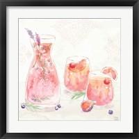 Framed Classy Cocktails II