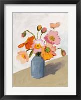 Framed Subtle Bouquet