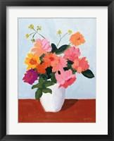 Framed Brightness in Bloom