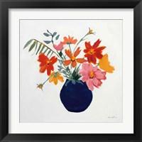 Framed Simplicity Bouquet II