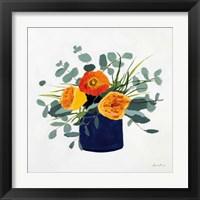 Framed Simplicity Bouquet I