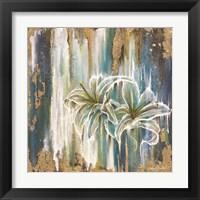 Framed Beach Lilies