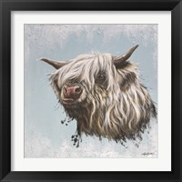Framed Chewy Coo