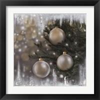 Framed Christmas Elegance