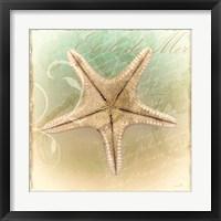 The Sea I Framed Print