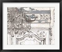 Framed French Kitchen Two