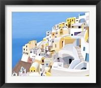 Framed Greek Buildings II