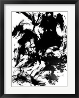 Expressive Abstract IV Framed Print