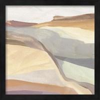Framed Canyon Rim II