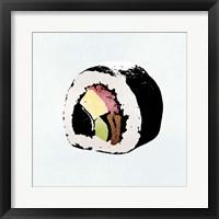 Sushi Style I Framed Print