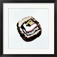 Sushi Style IV Framed Print