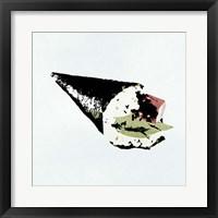 Sushi Style V Framed Print