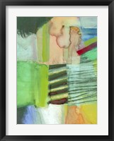 Framed Abstract Punch II