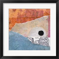Framed High Texture Abstract VI