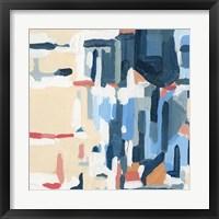 Framed Summer Abstraction II