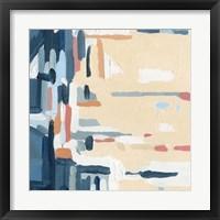 Summer Abstraction IV Framed Print
