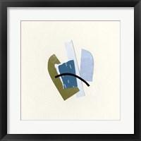 Bits & Pieces IV Framed Print