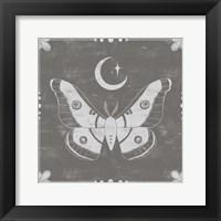 Framed Hallowed Moon II