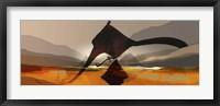 Framed Sahara III