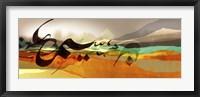 Framed Sahara IV
