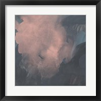 Sunset Aura I Framed Print