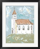 Blessed III Framed Print