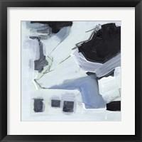 Fractal Sky V Framed Print