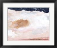 Dusk Clouds I Framed Print