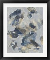 Crystal & Stone II Framed Print