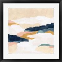 Dusk Plains II Framed Print