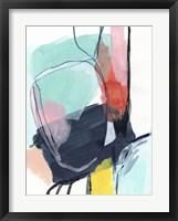 Color Wish I Framed Print