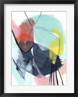 Color Wish II Framed Print