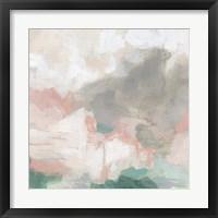 Sunset Clouds I Framed Print