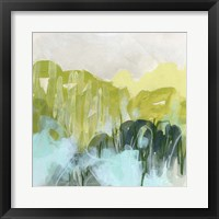 Marsh Crest I Framed Print