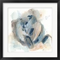 Soft Vortex I Framed Print