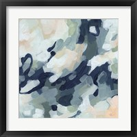 Dappled Abstract II Framed Print