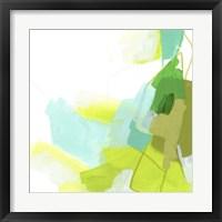 Seaglass Curio I Framed Print