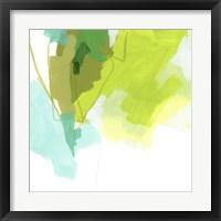 Seaglass Curio II Framed Print