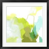 Seaglass Curio III Framed Print