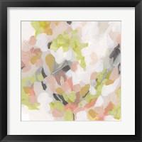 Dogwood Prism III Framed Print